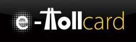 e-Toll card